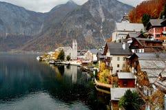Hallstatt Österrike Royaltyfria Bilder