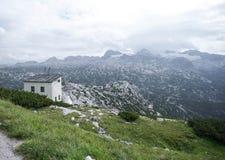 Hallstatt Αυστρία 3 βουνό Στοκ Φωτογραφίες
