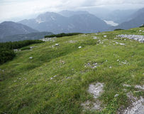 Hallstatt Αυστρία 4 βουνό Στοκ Εικόνες
