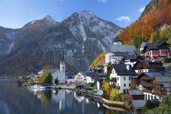 Hallstatt, Αυστρία. Στοκ φωτογραφίες με δικαίωμα ελεύθερης χρήσης