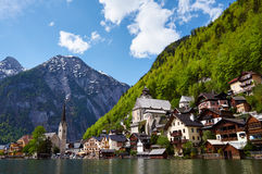 hallstatt Photo stock