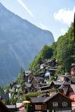 Hallstatt, Austria Fotografia Stock Libera da Diritti