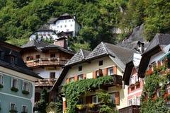 Hallstatt, Austria Immagini Stock Libere da Diritti