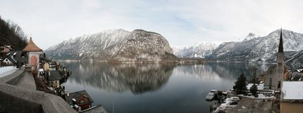 Hallstatt - Austria Royalty Free Stock Photography