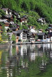 Hallstatt in Austria Stock Photography