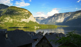 Hallstatt, Austria Royalty Free Stock Image