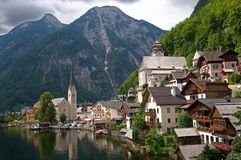 Hallstatt,Austria Royalty Free Stock Images