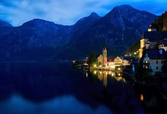 Hallstatt,Austria Royalty Free Stock Image