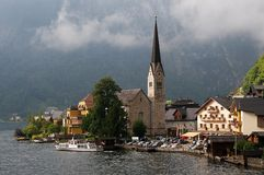 Hallstatt , Austria Stock Photography