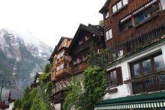 Hallstatt Austria fotografie stock libere da diritti