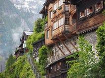 Hallstatt Austria fotografie stock