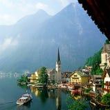 Hallstatt, Austria Fotos de archivo libres de regalías