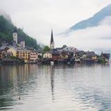 Hallstatt, Austria Immagini Stock