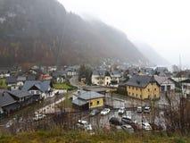Hallstatt, Austria Fotografía de archivo libre de regalías
