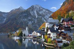 Hallstatt, Austria. Royalty Free Stock Photos