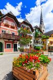 Hallstatt, Austria. royalty free stock photos