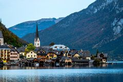 Hallstatt, Austria Stock Photography