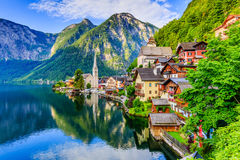 Hallstatt, Austria. Royalty Free Stock Photo