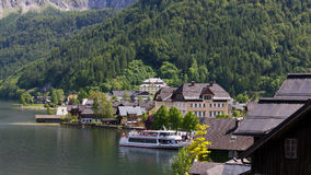 Hallstatt, Austria Royalty Free Stock Images