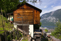 Hallstatt, Austria Royalty Free Stock Photos