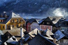Hallstatt, Autriche Image libre de droits