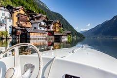 Hallstatt royalty free stock images