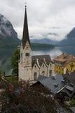 Hallstatt Dorf Lizenzfreie Stockfotos