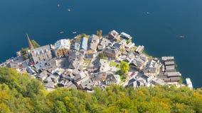 Hallstatt en Autriche Photo libre de droits