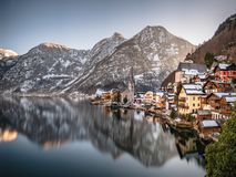 Free Hallstatt Is The Old Town Royalty Free Stock Photo - 167053615