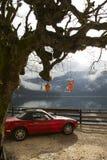 Hallstatt jezioro Fotografia Stock