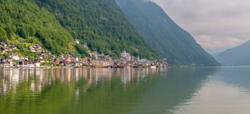 Hallstatt Landscape Stock Photos