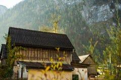 Hallstatt mountain village Royalty Free Stock Photography
