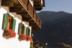 Hallstatt mountain village Royalty Free Stock Image