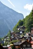 Hallstatt, Oostenrijk Royalty-vrije Stock Foto