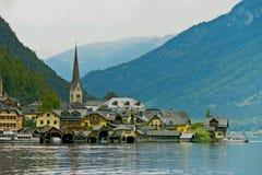 Hallstatt, Oostenrijk Royalty-vrije Stock Foto's