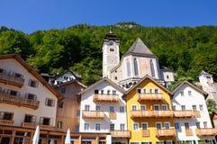 Hallstatt, Salzkammergut, Austria Royalty Free Stock Photography