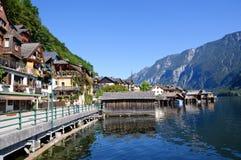Hallstatt, Salzkammergut, Austria Royalty Free Stock Image