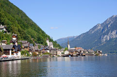 Hallstatt, Salzkammergut, Austria Royalty Free Stock Photo