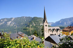 Hallstatt, Salzkammergut, Austria Stock Photo