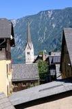 Hallstatt, Salzkammergut, Austria Fotografie Stock