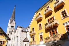 Hallstatt, Salzkammergut, Austria Stock Photography