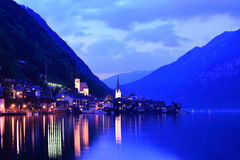 Hallstatt Royalty Free Stock Images