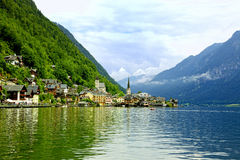 Hallstatt village Royalty Free Stock Photography