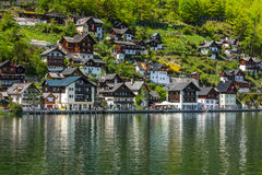 Hallstatt village, Austria Royalty Free Stock Image