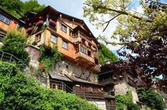 Hallstatt village Austria Royalty Free Stock Photo