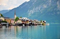 Hallstatt village Austria Royalty Free Stock Image