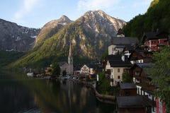 Hallstatt village, Austria. Royalty Free Stock Image