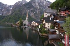 Hallstatt village, Austria. Stock Image