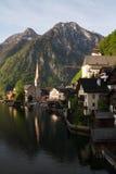 Hallstatt village, Austria. Stock Photo