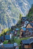 Hallstatt  village Stock Images